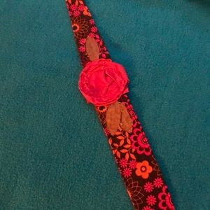 Vintage Rose Wraps Head band